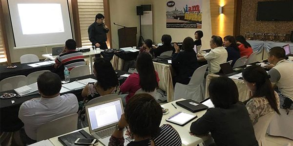 RFP Launching in Iloilo