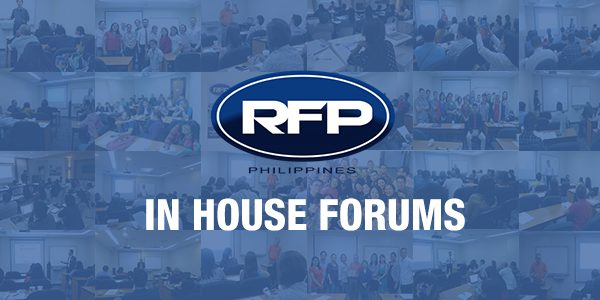 RFP® In House Forums