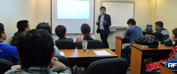 RFP Candidates Conduct Successful Presentation at RFP Forum