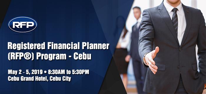 RFP Program – Cebu (Registration) – Registered Financial Planner